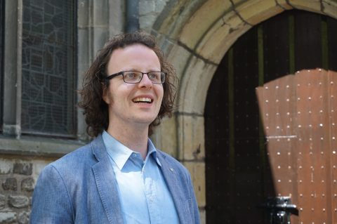 Gerben Budding (organist St. Jan Gouda)